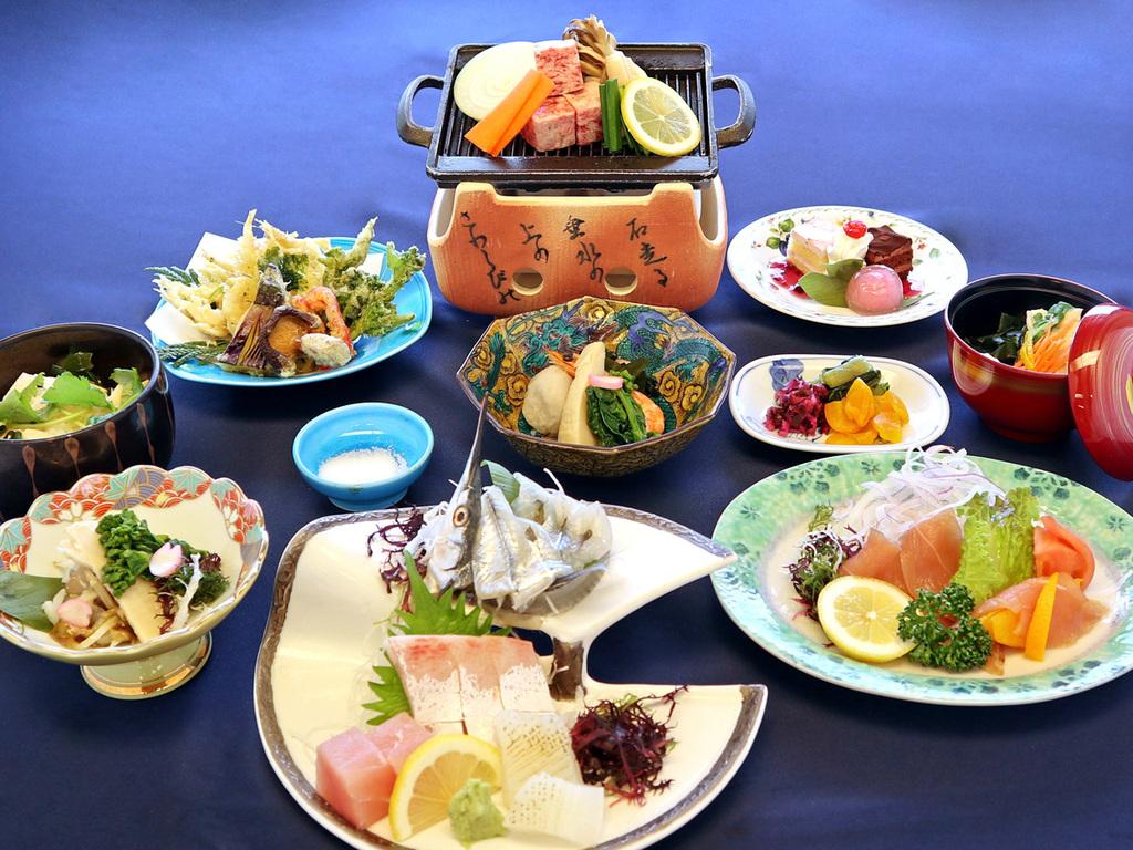 ≪3月〜5月≫ワンランクアップの季節の会席料理「なでしこ」