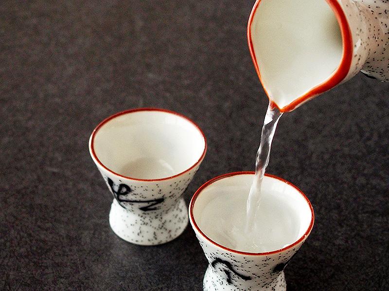 日本酒好きには嬉しい3種の飲み比べプランです。