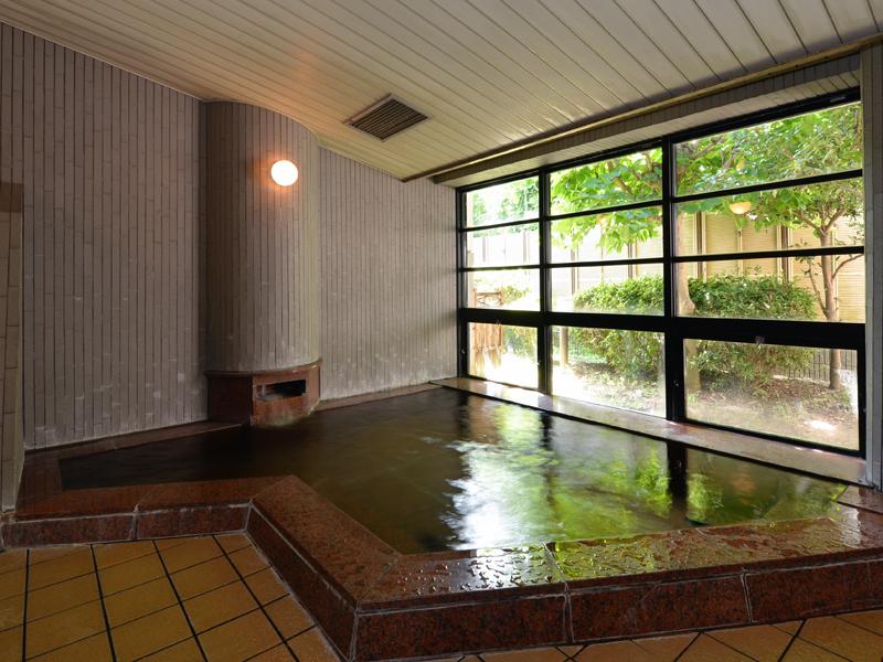 大浴場【入浴時間、朝6:30〜夜23:00】