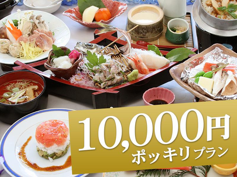 10,000円ポッキリプラン