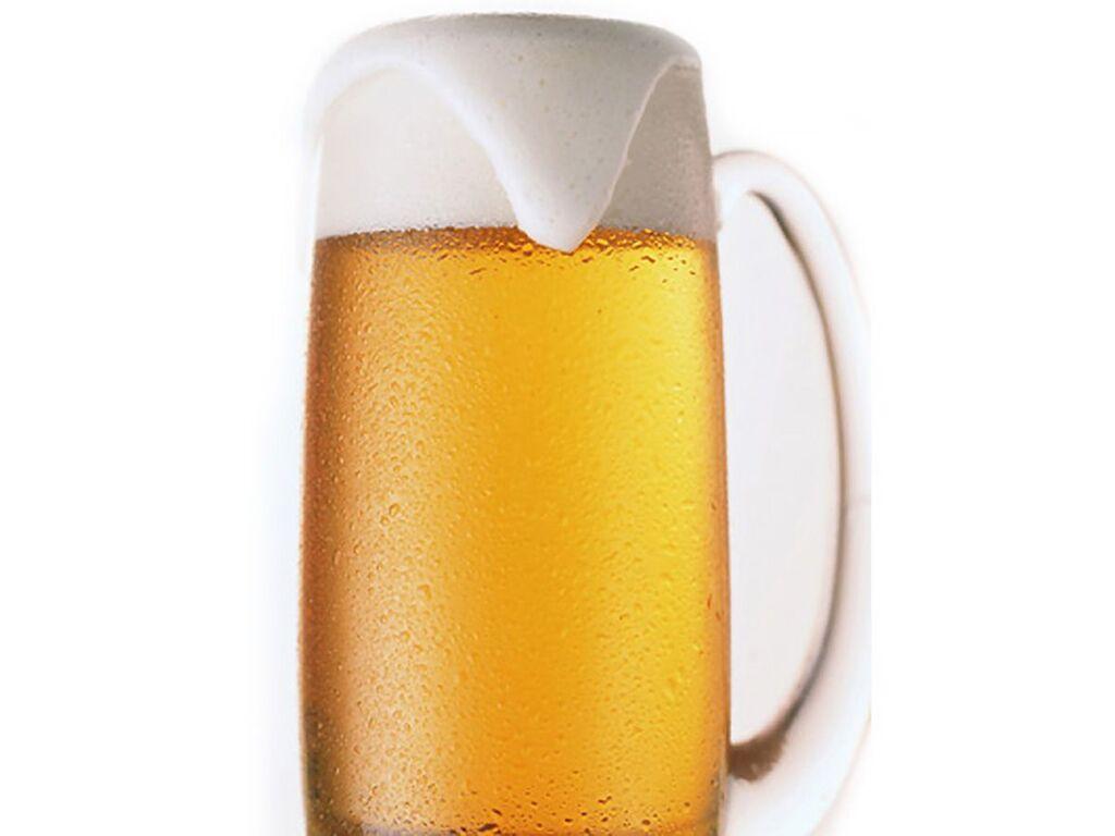 乾杯の「生ビール1杯」※イメージです