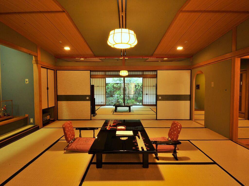 数寄屋造り・特別和室(A1タイプ 101)