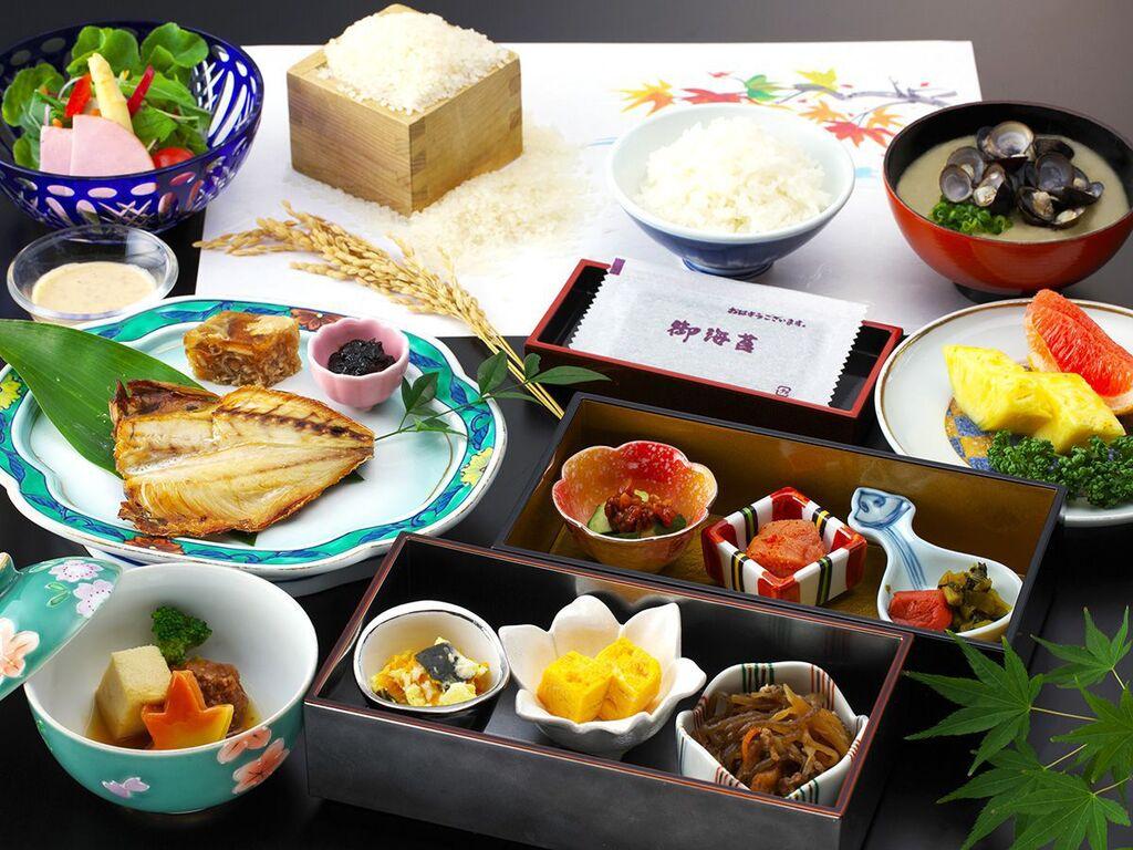 美味しい和定食 <朝食>
