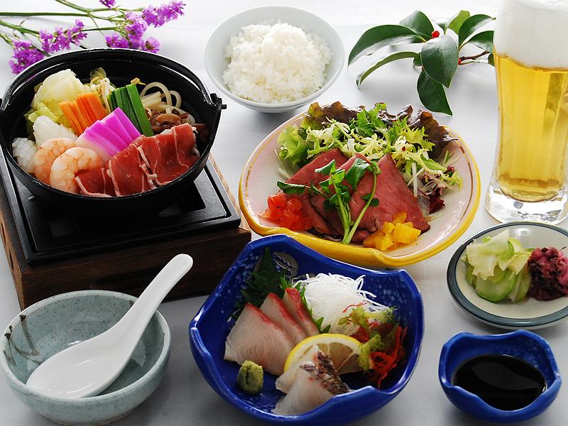 【夕食】晩酌セット ビジネスマンに大人気!