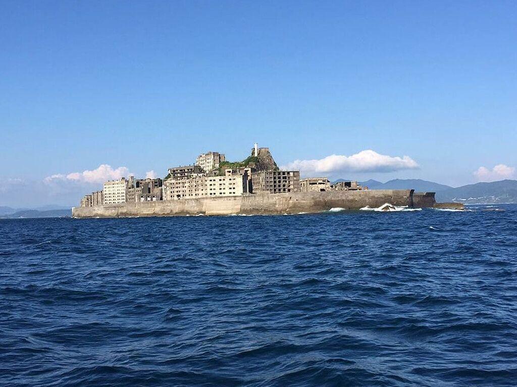 軍艦島(端島)クルージング