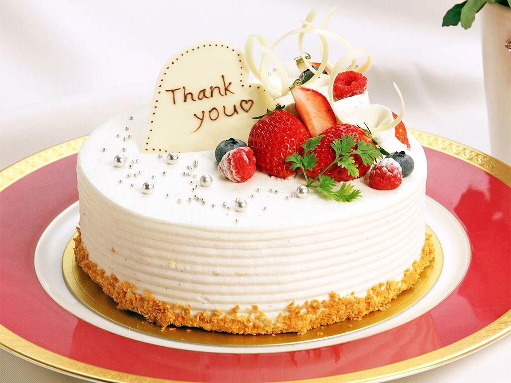【記念日プラン】ケーキ イメージ