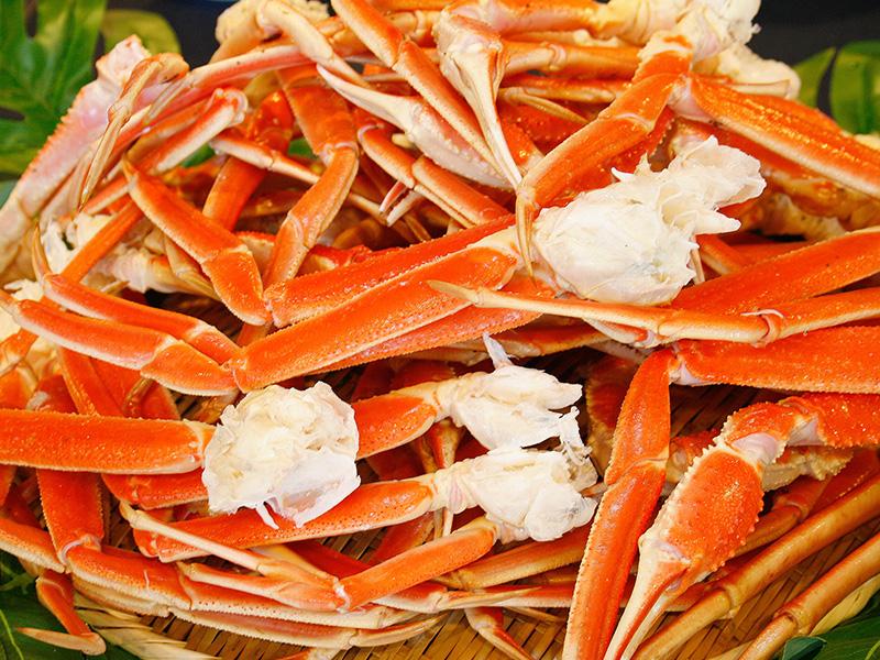 ずわい蟹食べ放題 イメージ