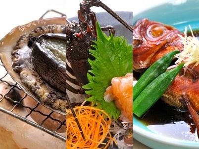豪華メイン料理が選べる贅沢プラン!