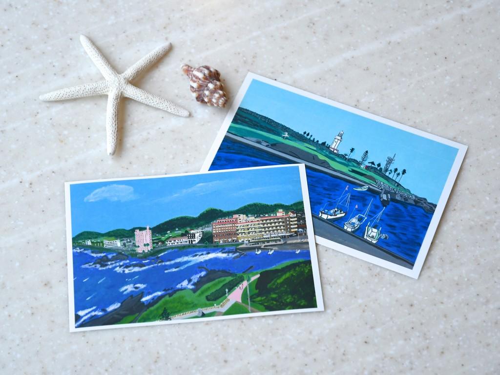 南海荘オリジナルポストカード