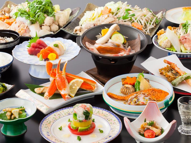 蟹料理≪期間限定:11/1〜11/30≫