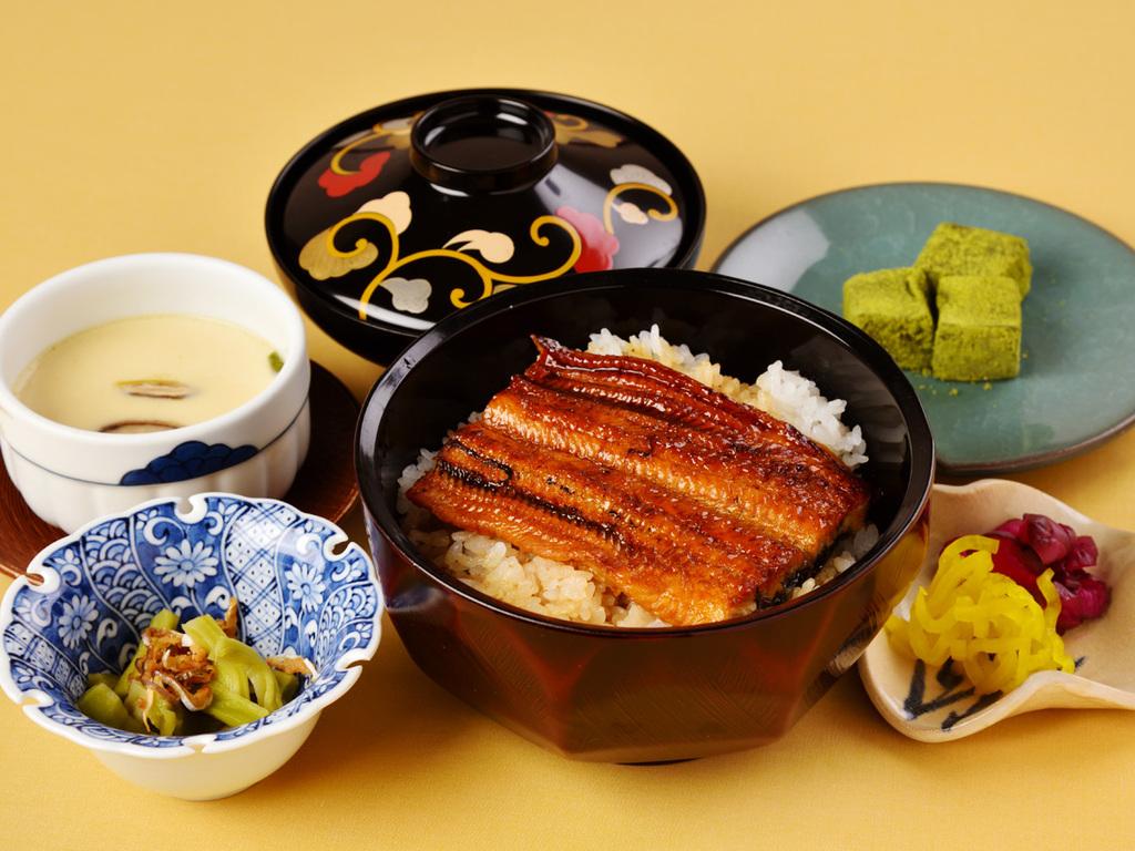 鰻丼 Koto gozen