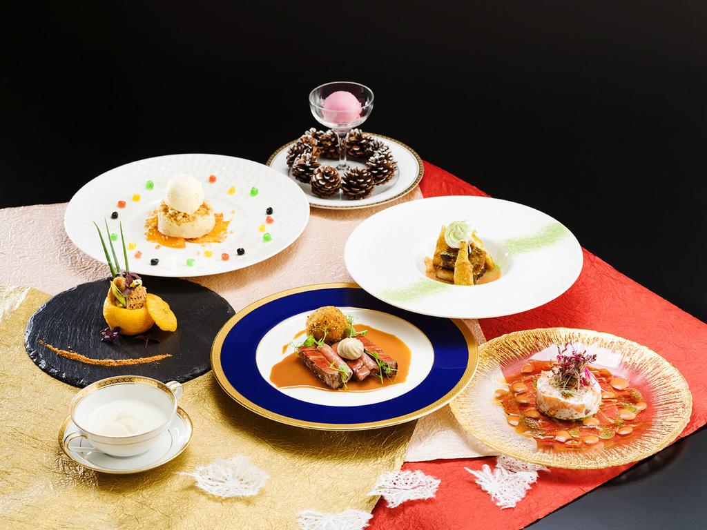 クリスマス京わらべスペシャルディナー