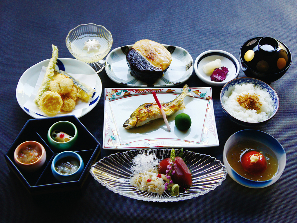 京都豪華会席「鼓」プラン 6月〜8月