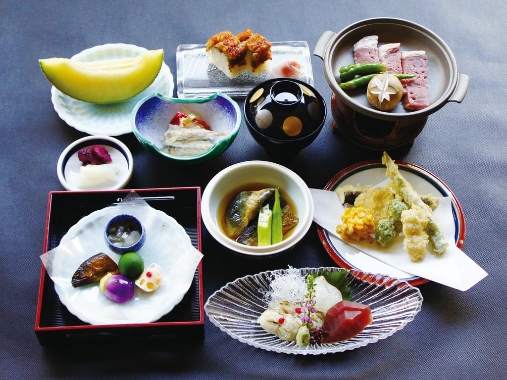 京都特選会席「舞」プラン 6月〜8月