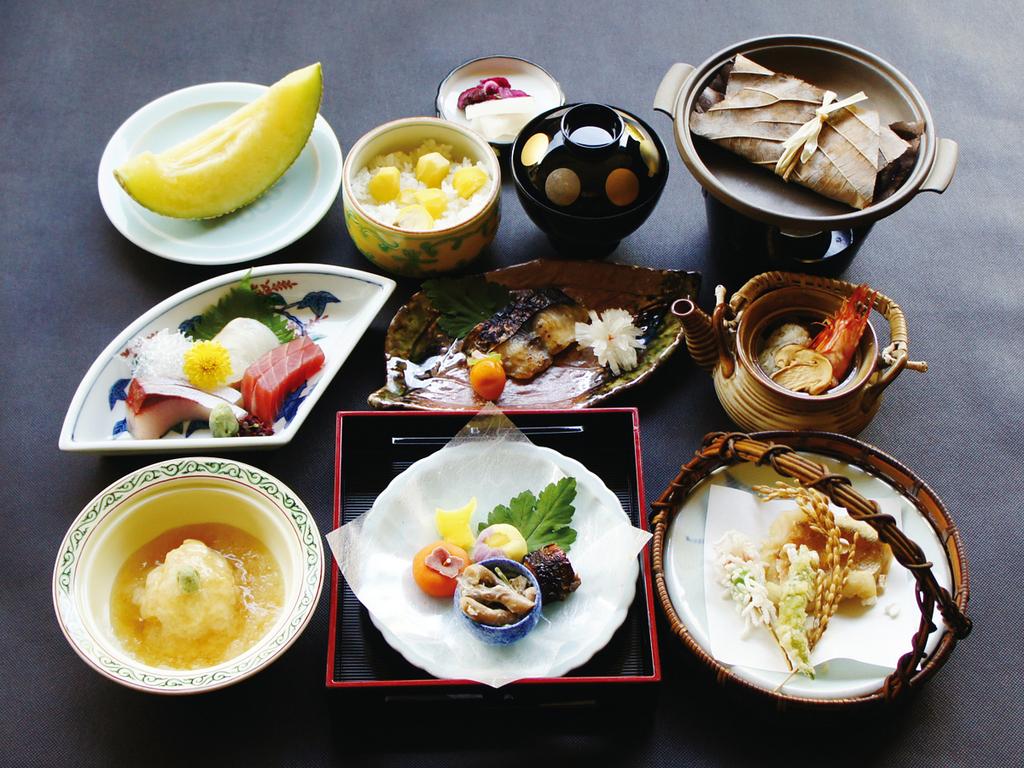 京都特選会席「舞」プラン 9月〜11月