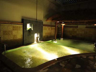 小倉天然温泉 華の湯「HIBURAN」