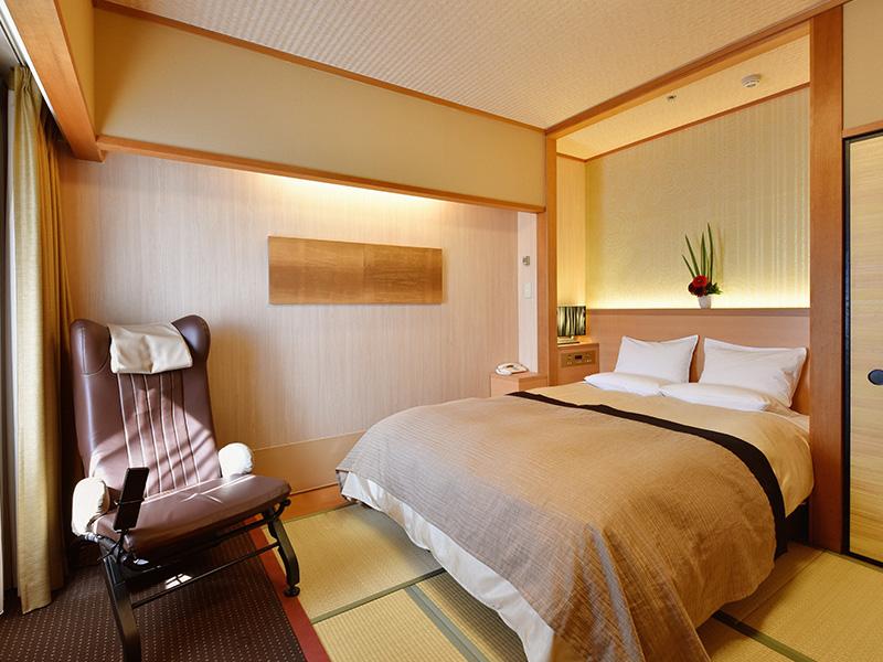 和室にベッドを置いてステキな寝室にコーディネートする方法 ...
