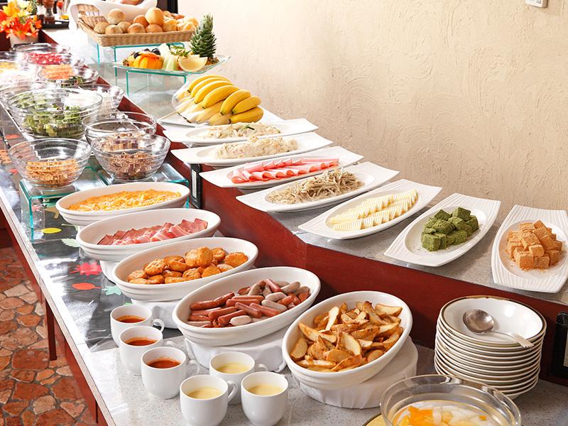 朝食バイキング イメージ