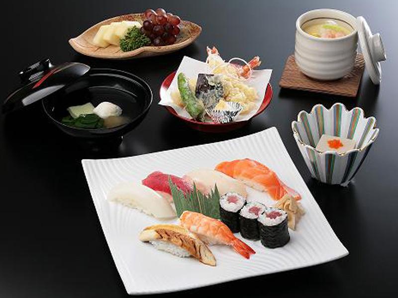 日本料理 四季 「寿司御膳」 (イメージ)