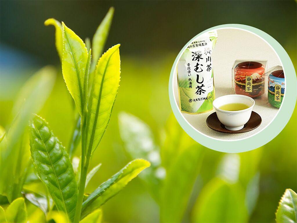 浜松名産お茶セット(イメージ)