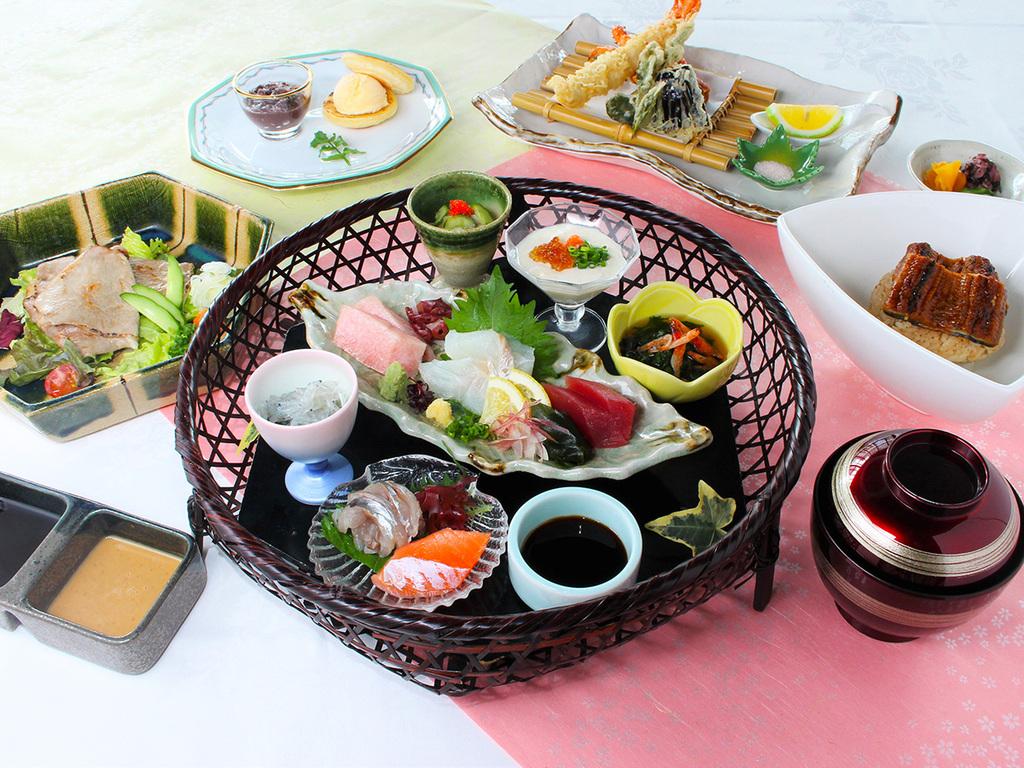 日本料理「四季」で食す!会席料理『雅』イメージ