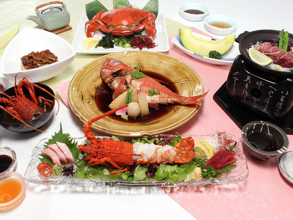 日本料理「四季」で食す!会席料理『極』イメージ