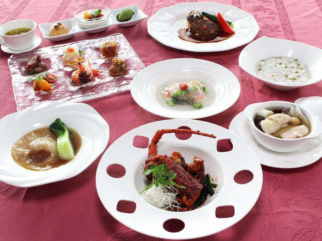 中国料理「鳳凰」で食す!中国料理『鳳凰薬膳菜譜』イメージ