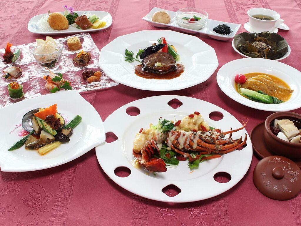 中国料理「鳳凰」で食す!中国料理『吉祥菜譜』イメージ