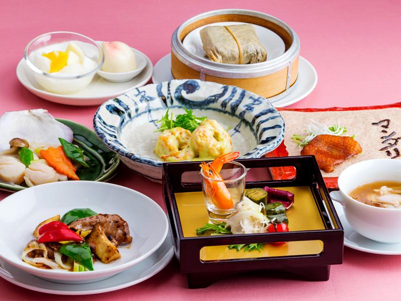 マンダリン年末年始中国料理ディナー