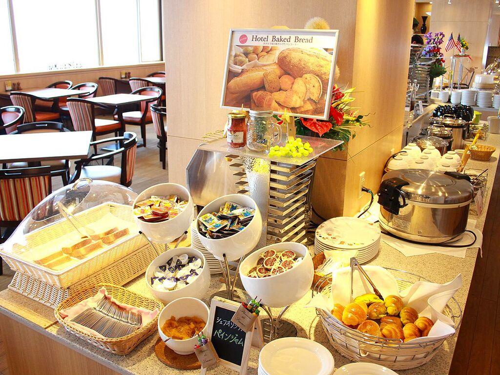 【朝食】ビュッフェ形式のご朝食をお楽しみください