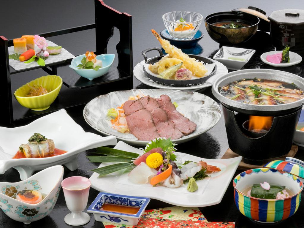 <4月〜8月>お値打ち会席「四季彩の膳」イメージ