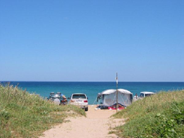 熱い夏☆青い空☆青い海☆白い砂