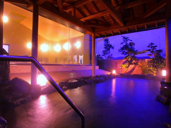 神の温泉は良質な療養泉 ゆったりと疲れを癒そう