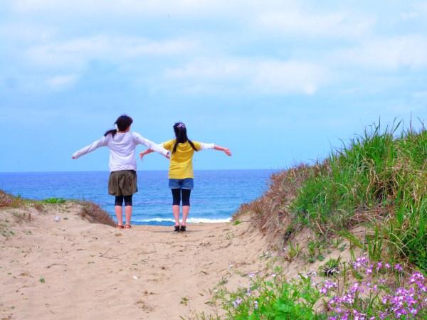 学生限定!!目一杯、目の前の海で遊ぼう!!