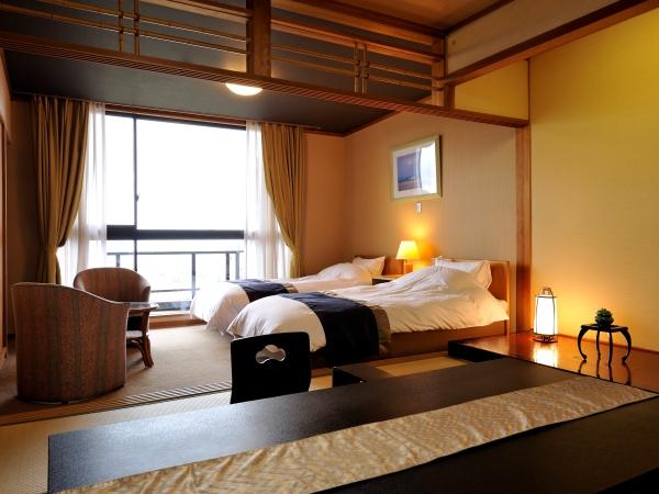 Japanese-Western style room
