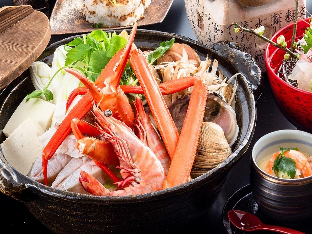 海鮮たっぷり海鮮鍋 [一例]