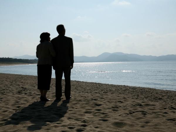 50歳以上限定の特別プラン 海岸までは徒歩約5分!