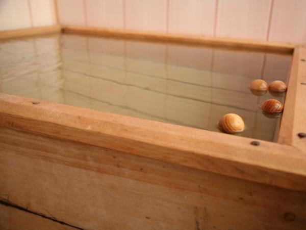 【選べる湯舟】木の香りに癒される桧風呂付客室 [一例]