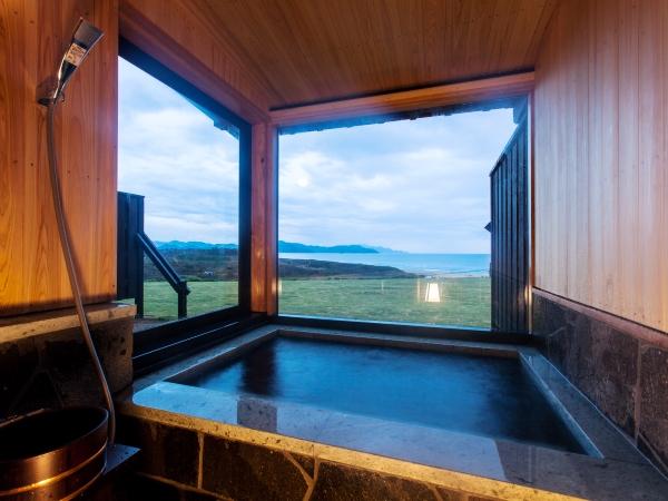 一番人気!1日5室限定の温泉露天風呂付客室 [一例]