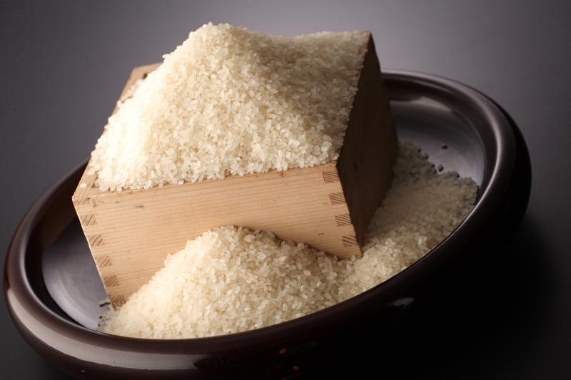 嬉野産棚田米をご堪能下さい。