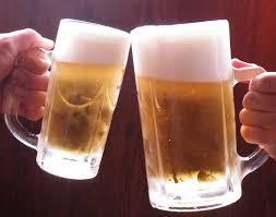 夏はやっぱり生ビール