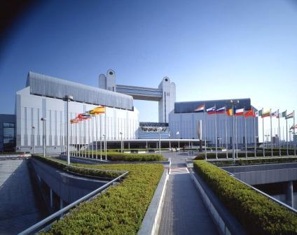 名古屋国際会議場までホテルまで約15分