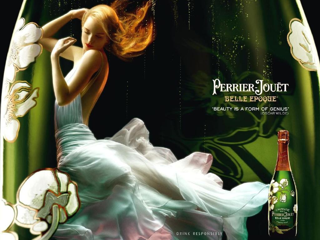シャンパーニュの芸術品とも称される「ペリエ・ジュエ」