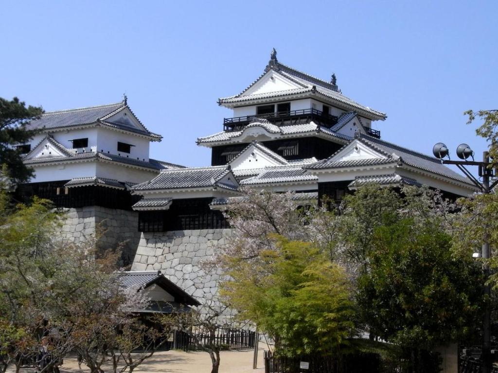 松山観光に最適♪松山城までお車で約10分♪