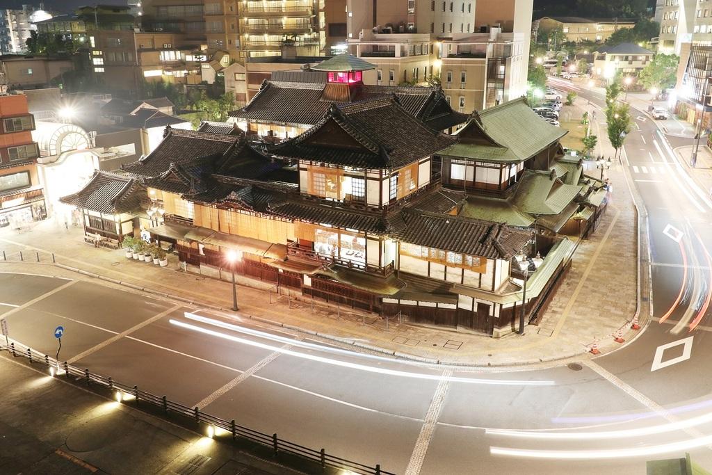 松山観光に最適♪道後温泉までお車で約15分♪
