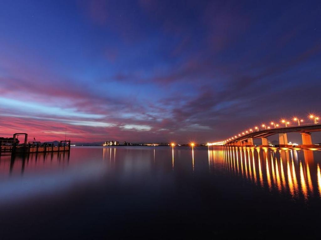 琵琶湖大橋スグ横♪琵琶湖観光に最適♪