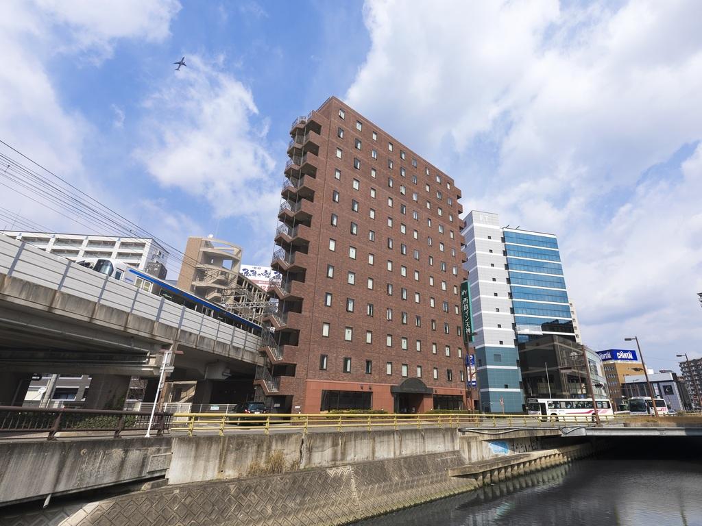西鉄福岡(福岡)駅から徒歩5分