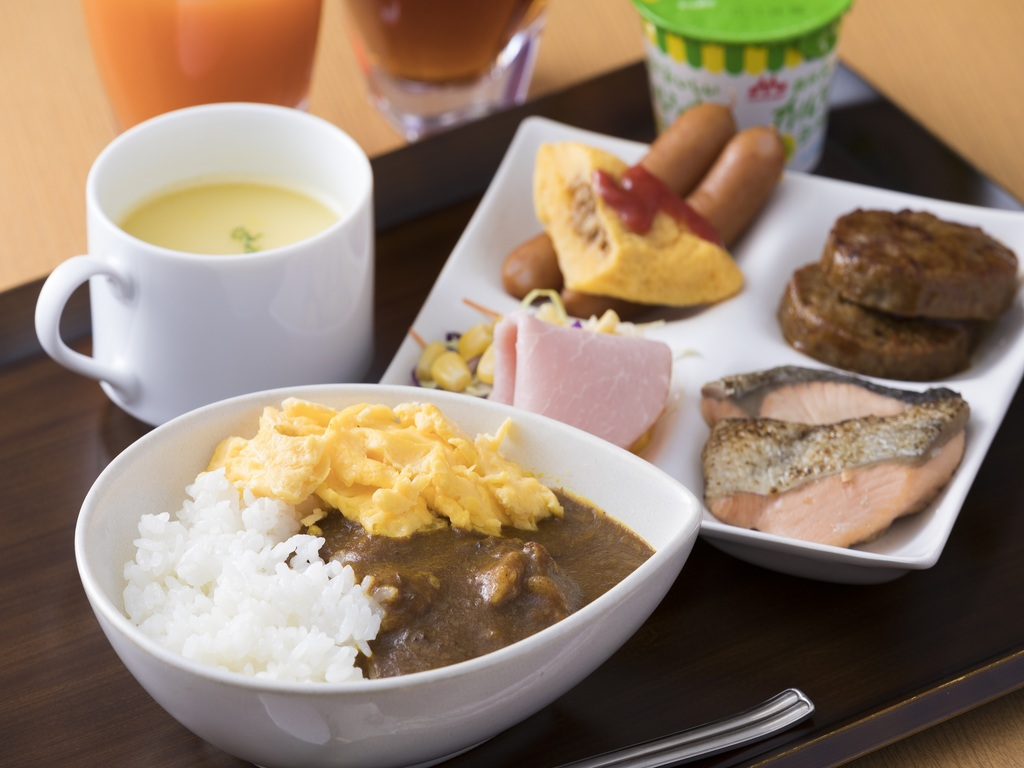日替わりのカンタン朝食