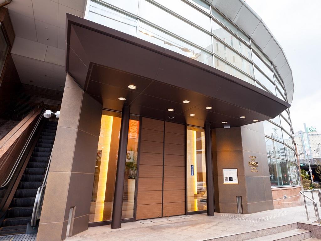 博多駅まで徒歩4分 バスターミナル目の前