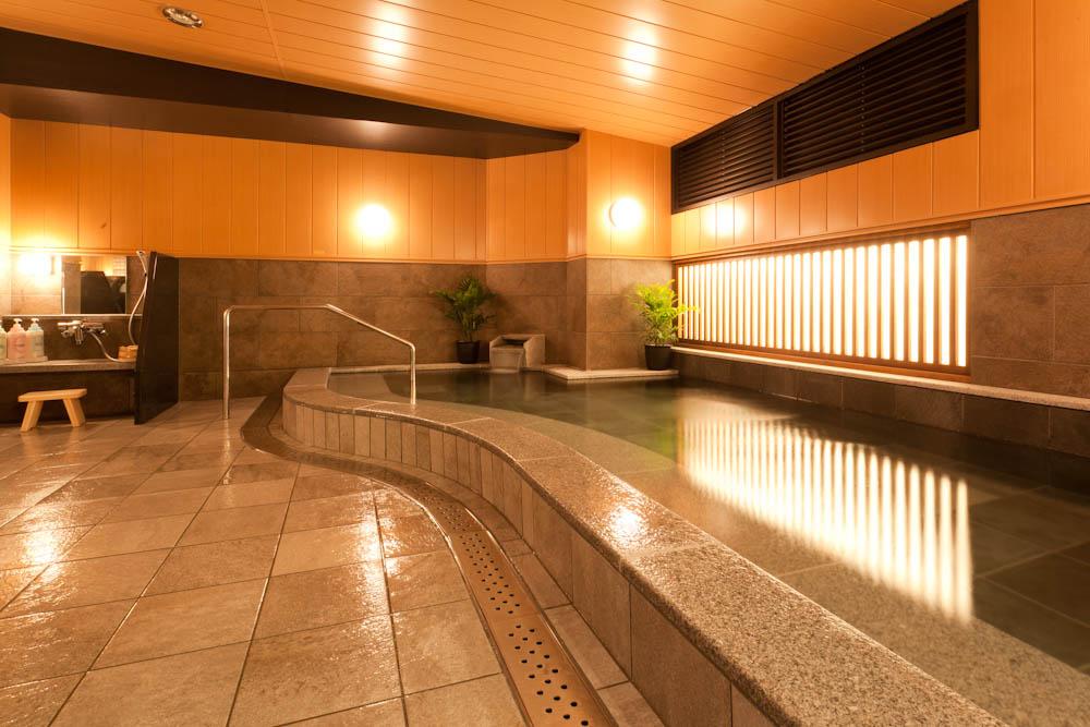 9階大浴場(15:00〜25:00 / 6:00〜9:30)